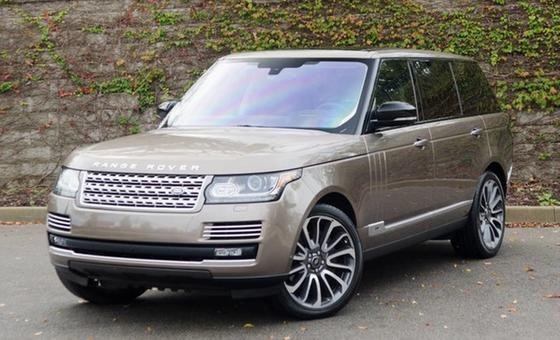 2016 Land Rover Range Rover Autobiography:24 car images available