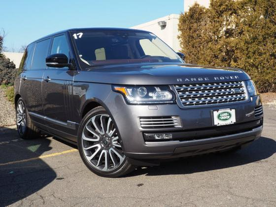 2017 Land Rover Range Rover Autobiography:23 car images available