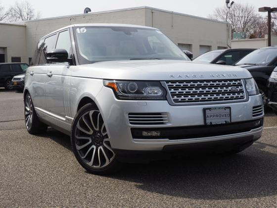 2015 Land Rover Range Rover Autobiography:21 car images available