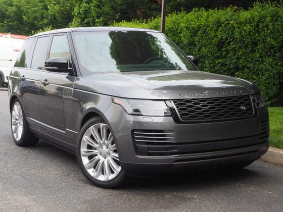 2018 Land Rover Range Rover Autobiography:23 car images available