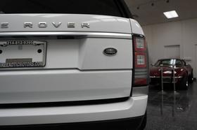 2015 Land Rover Range Rover Autobiography