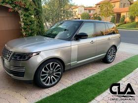 2019 Land Rover Range Rover Autobiography:21 car images available