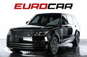 2019 Land Rover Range Rover Autobiography:24 car images available