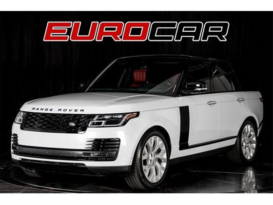 2018 Land Rover Range Rover Autobiography:24 car images available