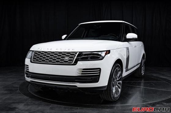2019 Land Rover Range Rover Autobiography