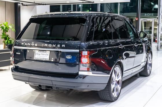 2016 Land Rover Range Rover Autobiography