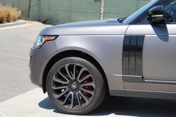 2014 Land Rover Range Rover Autobiography