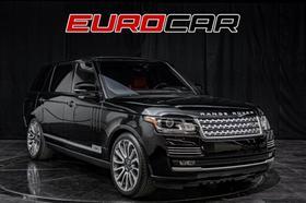 2017 Land Rover Range Rover Autobiography