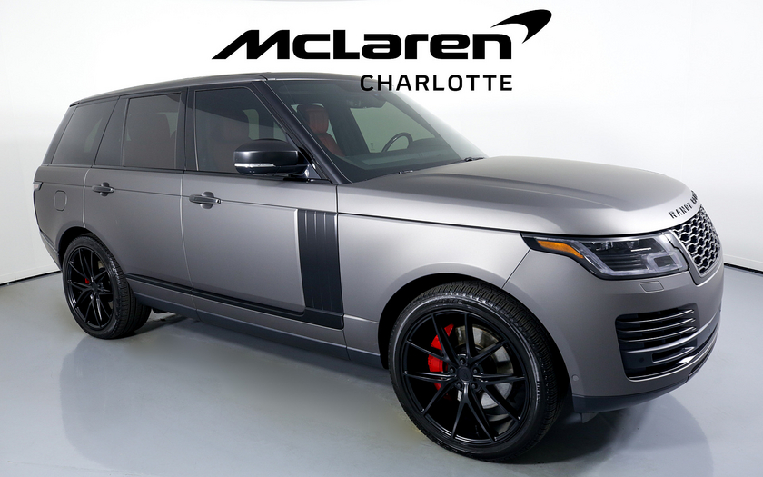 2021 Land Rover Range Rover Autobiography:24 car images available