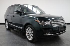 2016 Land Rover Range Rover Diesel HSE:24 car images available