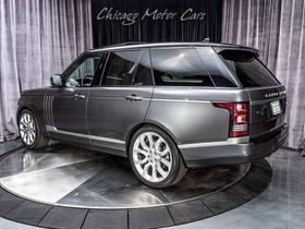 2016 Land Rover Range Rover Diesel HSE
