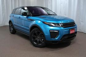2018 Land Rover Range Rover Evoque :24 car images available