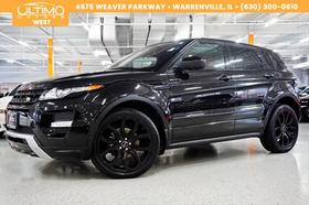 2015 Land Rover Range Rover Evoque :24 car images available