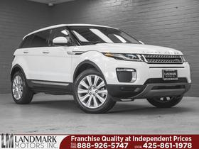 2016 Land Rover Range Rover Evoque :24 car images available