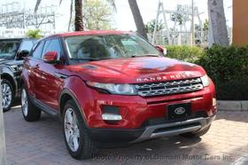 2012 Land Rover Range Rover Evoque :12 car images available