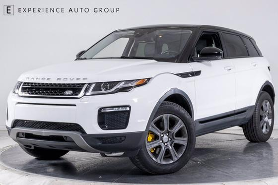 2017 Land Rover Range Rover Evoque :24 car images available