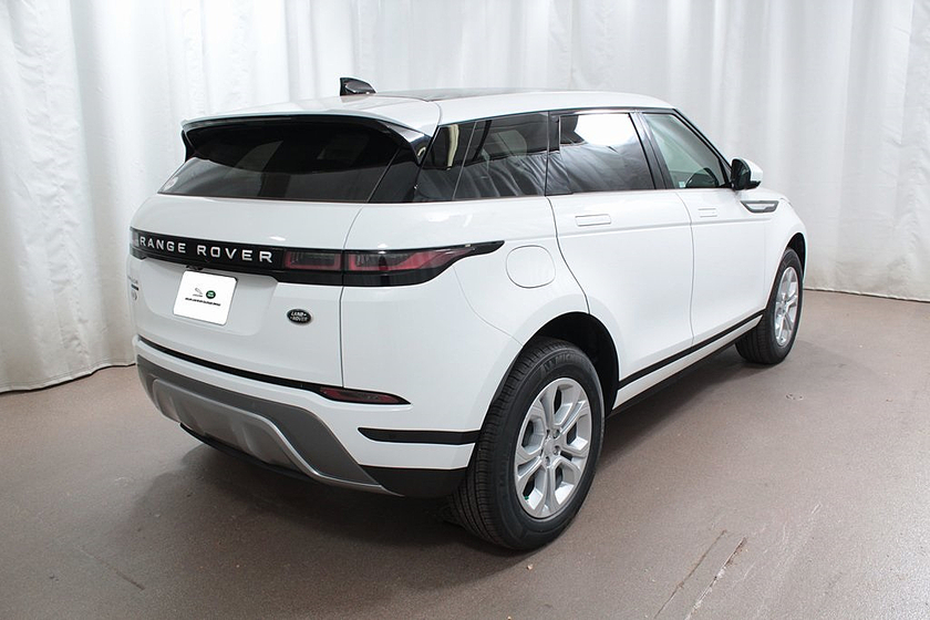 2020 Land Rover Range Rover Evoque