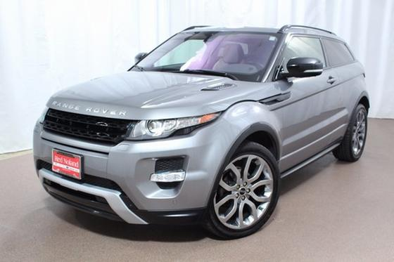 2012 Land Rover Range Rover Evoque Dynamic Premium:22 car images available