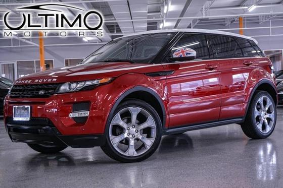 2015 Land Rover Range Rover Evoque Dynamic Premium:24 car images available