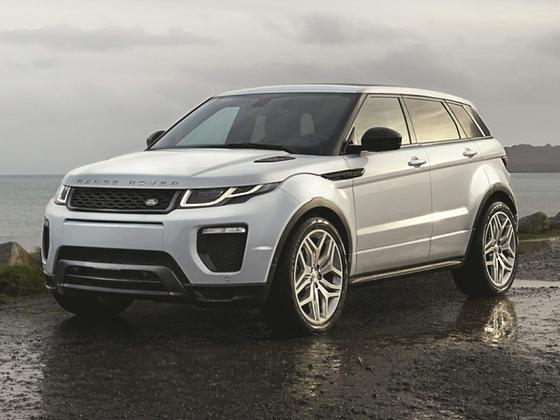 2018 Land Rover Range Rover Evoque HSE Dynamic : Car has generic photo