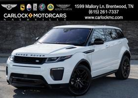 2018 Land Rover Range Rover Evoque HSE Dynamic:24 car images available