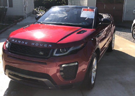 2018 Land Rover Range Rover Evoque HSE Dynamic:5 car images available