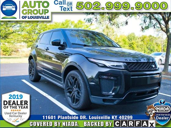 2017 Land Rover Range Rover Evoque HSE Dynamic:2 car images available