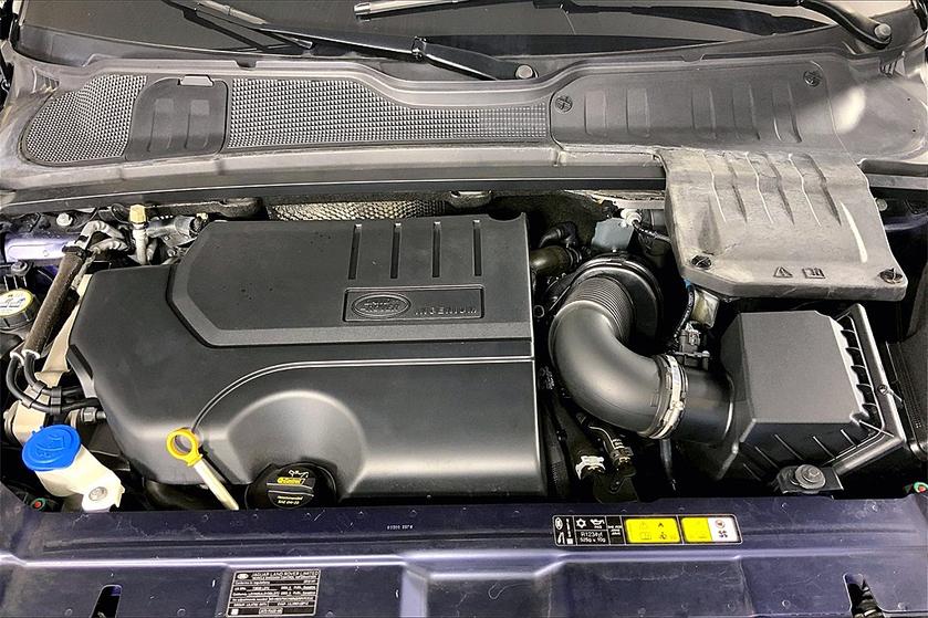 2018 Land Rover Range Rover Evoque HSE Dynamic