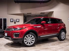 2016 Land Rover Range Rover Evoque HSE:24 car images available