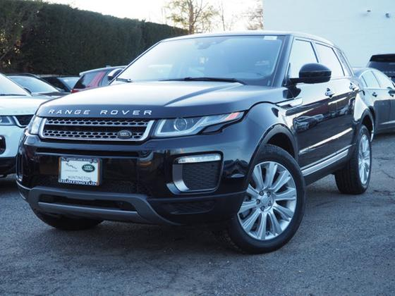 2017 Land Rover Range Rover Evoque HSE:21 car images available