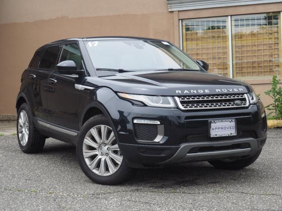 2017 Land Rover Range Rover Evoque HSE:23 car images available