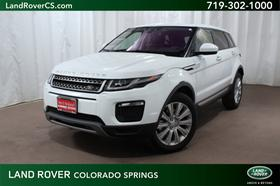 2018 Land Rover Range Rover Evoque HSE:24 car images available