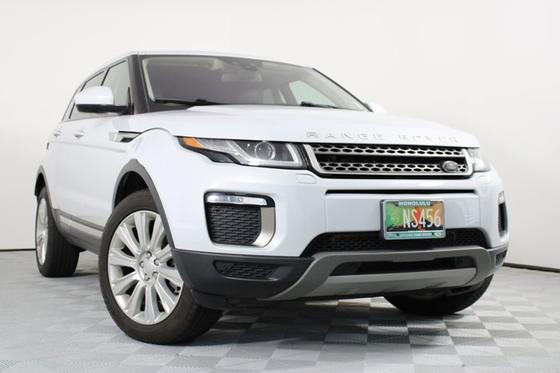 2016 Land Rover Range Rover Evoque HSE:19 car images available