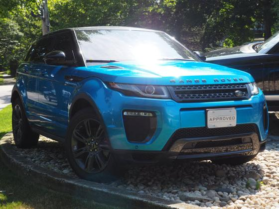 2018 Land Rover Range Rover Evoque Landmark Edition:23 car images available