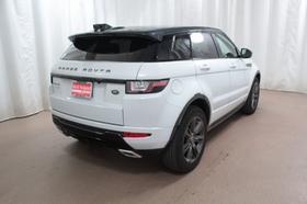 2018 Land Rover Range Rover Evoque Landmark Edition
