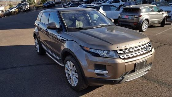 2015 Land Rover Range Rover Evoque Prestige:2 car images available