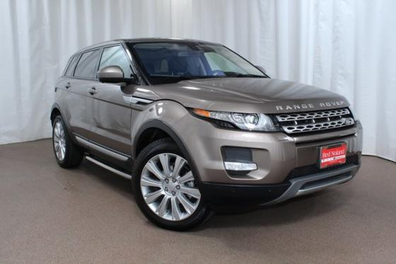 2015 Land Rover Range Rover Evoque Prestige:24 car images available
