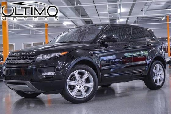 2014 Land Rover Range Rover Evoque Pure Plus:24 car images available