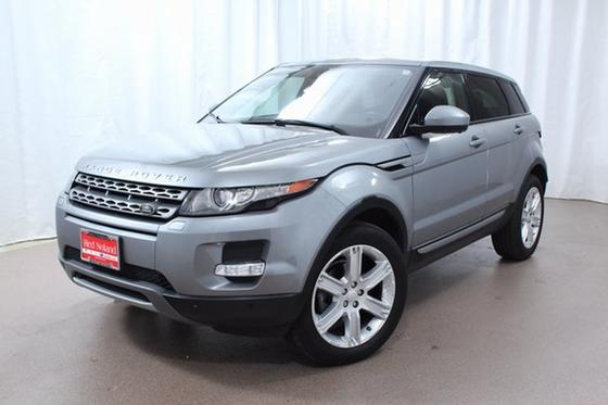 2015 Land Rover Range Rover Evoque Pure Plus:21 car images available