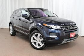 2015 Land Rover Range Rover Evoque Pure Plus:24 car images available