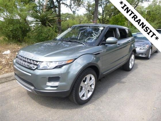2015 Land Rover Range Rover Evoque Pure Plus:10 car images available