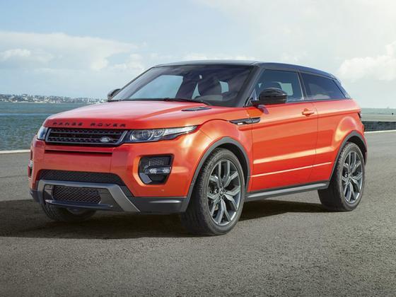 2015 Land Rover Range Rover Evoque Pure Plus : Car has generic photo