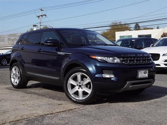 2012 Land Rover Range Rover Evoque Pure Premium:20 car images available