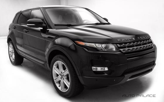 2012 Land Rover Range Rover Evoque Pure Premium:24 car images available