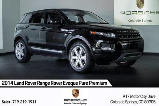 2014 Land Rover Range Rover Evoque Pure Premium:24 car images available