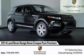 2014 Land Rover Range Rover Evoque Pure Premium:24 car images available