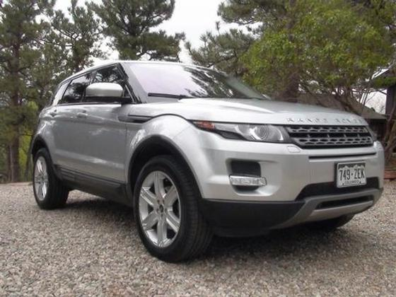 2012 Land Rover Range Rover Evoque Pure:4 car images available