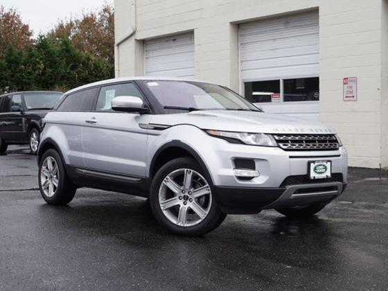 2012 Land Rover Range Rover Evoque Pure:22 car images available
