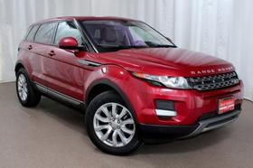 2015 Land Rover Range Rover Evoque Pure:23 car images available