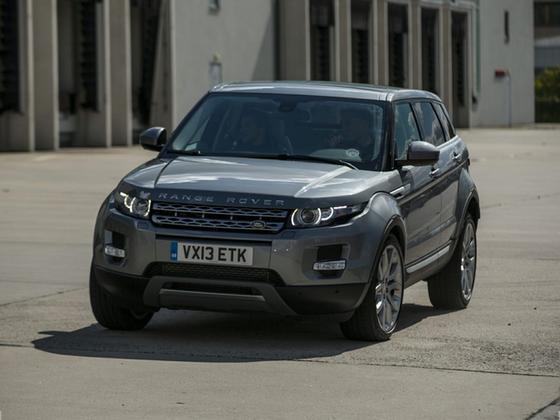 2015 Land Rover Range Rover Evoque Pure : Car has generic photo